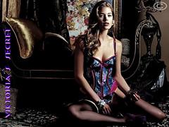 MdB & SdB .  . 06102victorias secret . campaign (SUE DE BEER . New York / Amsterdam) Tags: beauty fashion exhibition louisvuitton victoriassecret modelmodelsfashiondessous
