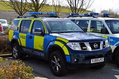 YJ59 LFZ (S11 AUN) Tags: public support order nissan 4x4 pov south yorkshire group fsu police vehicle emergency response pathfinder 999 tactical tsg syp supportunit yj59lfz