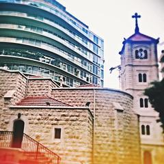 #beirut #Lebanon #downtown #church (Aghmid) Tags: lebanon church downtown beirut