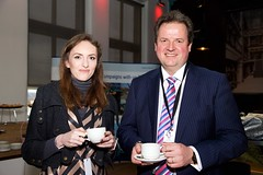 "Jennie McGinn from OPSH, Philip McCabe from Nestle Ireland • <a style=""font-size:0.8em;"" href=""http://www.flickr.com/photos/59969854@N04/26582136052/"" target=""_blank"">View on Flickr</a>"