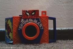 45/365 (JennaAbbottPhotography) Tags: camera toycamera spiderman 365 365day spidermancamera 365dayproject