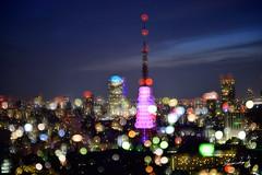Tokyo Tower (Jennifer ) Tags: tokyotower