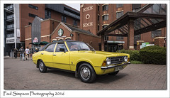 Ford Cortina 1.6 (Paul Simpson Photography) Tags: ford car classiccar icon british 1970s iconic classiccars britishcars yellowcar brayford photosof imageof photoof imagesof classiccarshows sonya77 paulsimpsonphotography carsfromthe1970s spring2016 fordcortina16