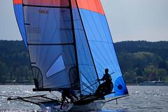 _DSF4011 (Frank Reger) Tags: bayern regatta skiff segeln segelboot 18ftammersee