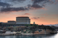 Marseille, Provence (Micleg44) Tags: mer france port marseille cotedazur muse palais provence vieuxport mditerrane pharo bouchesdurhone mucem