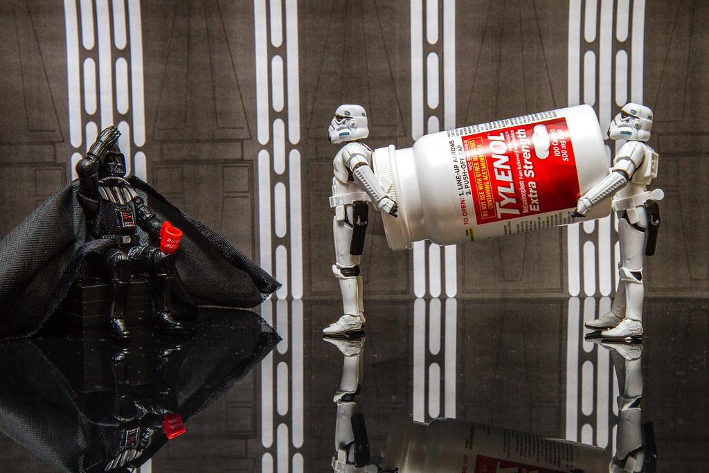 The World's Best Photos of hangover and stormtrooper