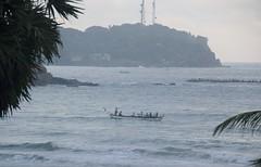 Morning Fishing (CassyIrene) Tags: ocean sea beach water boat fishing indianocean tropical srilanka trincomalee bayofbengal canoneos60d nilavelibeach tamron18270mm
