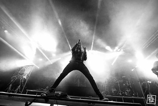 DragonForce // Shot by Carl Battams