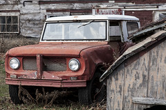 Colrain_20151225_034 (falconn67) Tags: classic car canon antique farm scout international suv 24105mml 5dmarkii
