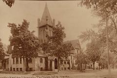 Presbyterian Church, Big Trees