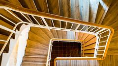 02012016-_DSC0091 (Jeffrey Shimizu) Tags: finland stair hmeenlinna hmecastle