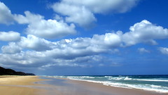 Fraser Island (PeterCH51) Tags: australia queensland fraserisland fraser island coast beach peterch51 shore seventyfivemilebeach 75milebeach explore explored inexplore