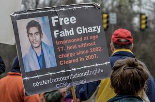 Free Fahd Ghazy