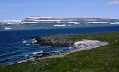 Northwest (vsig) Tags: safjrur iceland safjarardjp vestfirir clouds wolken          island westfjord berg mountain sonne sun wind fjord einsame bucht lost islande