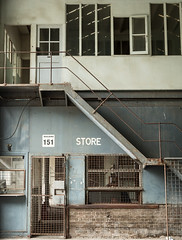 Abandoned Shipyard, Cockatoo Island (tik_tok) Tags: building abandoned island factory sydney australia unescoworldheritagesite nsw newsouthwales shipyard derelict cockatooisland