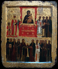 Icon of the Triumph of Orthodoxy