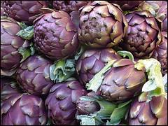 Carciofi (ninin 50) Tags: trip bologna carciofi ninin mercatoverdure