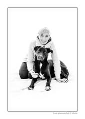 LUC_5490 copia_2 (Spenny71) Tags: family portrait bw dog dogs cane friend famiglia bn friendly ritratti amicizia cani progetto spennacchio spenny71