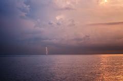 Daniele_Faggion (daniele_faggion) Tags: havana malecon lightning fulmine