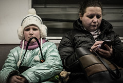 Moscow (roythaniago) Tags: life street city people urban kids train photography russia moscow documentary social