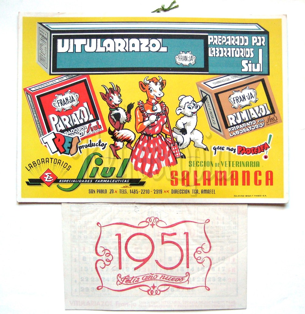 Calendario 1951.The World S Best Photos Of Coleccion And Dolls Flickr Hive