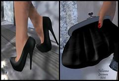 A Little Classic CLassy (JuliannaSeriman) Tags: highheels free heels clutch freebie illi fabfree fabulouslyfree groupgift secondlifefree freeinsl juliannaseriman colormeproject flrndesigns