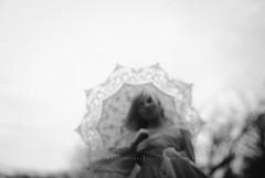 Imperfection speak to my soul... (privizzinis passion photography) Tags: people blackandwhite motion girl monochrome beautiful beauty childhood umbrella children outside outdoors movement pretty child dress outdoor