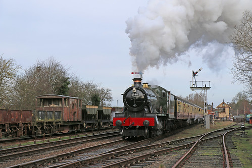 6990 Witherslack hall - Quorn and Woodhouse