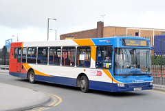 SF56FKN 22510 Stagecoach Barnsley East lancs Kinetec (focus- transport) Tags: road west public south yorkshire transport group leeds first e300 mmc stagecoach enviro barnsley southyorkshire arriva wrightbus e400 streetdeck