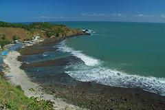 Menganti Beach, Kebumen, Central Java ; Pantai Menganti, Kebumen, Jawa Tengah (loekids) Tags: beach indonesia coast pantai kebumen