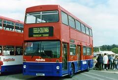 Metroline M1181 (Vernon C Smith) Tags: rally cobham metrobus brooklands