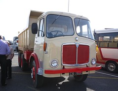 AEC (scouse73) Tags: truck wagon tipper lorry aec