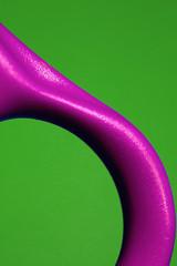 Purple Scissors (j.towbin ©) Tags: macro handle colorful purple vibrant scissors minimalism macromondays allrightsreserved© vibrantminimalism