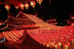 CHINESE NEW YEAR EVE'S 2016 (dinkiller) Tags: people temple buddha buddhist photojournalism chinesenewyear malaysia lanterns kualalumpur journalism humaninterest 2016 theanhoutemple canon1dmarkiii canon1dmark3