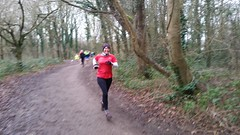 20160213_091908 (AnthonyLester229) Tags: cold wet grey woods running tonbridge parkrun event115 tailrunning 13february2016