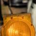 Roadside safety lamp