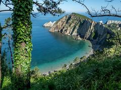 Playa del Silencio (allendoc) Tags: beach spain playadelsilencio