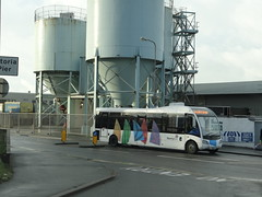Libertybus 319 (Coco the Jerzee Busman) Tags: uk islands coach ct jersey plus channel libertybus