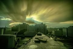 sunset in amerat (totoy regala) Tags: longexposure sony muscat hoya sultanateofoman ndx400 a6000 alamerat sel16f28 triggertrap manfrottopixi