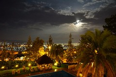 Kigali moonlight