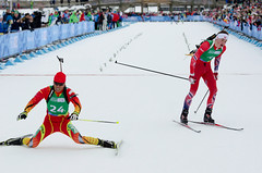 Biathlon Single Mixed Relay (Lillehammer 2016 Youth Olympic Games) Tags: ski norway lillehammer olympic olympics yog mikko olympicgames ioc oppland youtholympics youtholympicgames lillehammer2016 lillehammer2016youtholympicgames