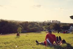 peace n' love (Rodrigo Alceu Dispor) Tags: city sky people building tree love grass picnic peace unconditionally