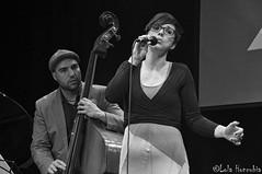Boreal Proyect (Lola Honrubia) Tags: spain nikon livemusic jazz marzo albacete 2016 d90 casadelacultura lolahonrubia borealproyect