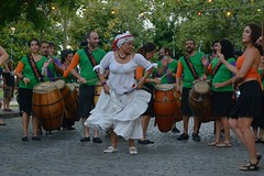 (iluminame el CCD II) Tags: corso carnaval empedrado candombe comparsa cumparsa mamavieja