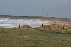 Kitesurf  Erdeven (Bretagne, Morbihan, France) (bobroy20) Tags: france nature bretagne plage morbihan tourisme erdeven