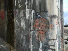 IMG_2548 (Hypurban) Tags: nyc newyork graffiti newjersey jerseycity traintracks jersey nycgraffiti urbex traintunnel underfreeway nygraffiti nygraff graffitiyards nycgraff