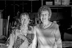 Sisters - 25-Mar-2016 (Cesar - 32photos) Tags: grandma wisconsin sisters nikon grandmother moms nikkor neighbor grandmothers d800 nikond800