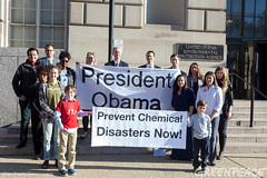 Prevent Chemical Disasters Now!