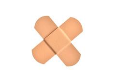 Anglų lietuvių žodynas. Žodis bandage reiškia 1. n raištis; med. tvarstis; 2. v surišti; (su)tvarstyti lietuviškai.