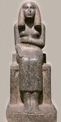 Statue of a princess called Redji, Old Kingdom, 3rd Dynasty, 2592-2543 BC /   ,  ,  , III , 2592 - 2543 . . . (SanctusBulgaria) Tags: egyptianart egyptiansculpture egyptianprincess